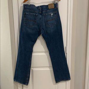 Hollister men's Slight distressed denim jeans